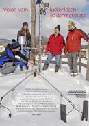 Image de couverture Vision vom lückenlosen Bodenmessnetz
